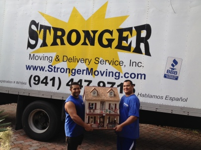 we move your home with care
